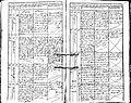 Subačiaus RKB 1832-1838 krikšto metrikų knyga 074.jpg