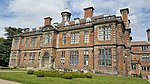 Sudbury Hall and attached stable block