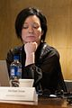 Sue Gardner Wikimania 2009 Press Conference.jpg