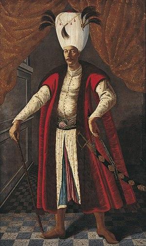 Mehmed IV - Image: Sultan Mehmed IV (2)