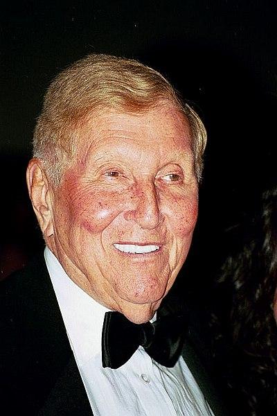 Sumner Redstone, American businessman and media magnate