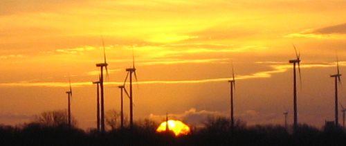 Sole e vento: due fonti di energia rinnovabile