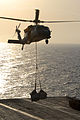 Supply drop for USS Ronald Reagan DVIDS119368.jpg