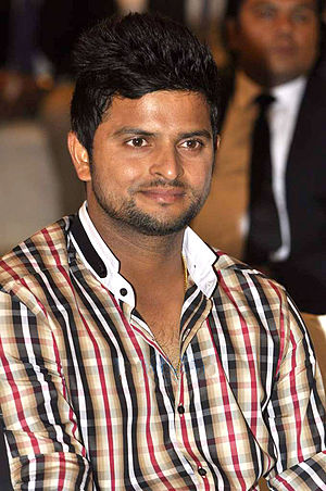 Gujarat Lions - Suresh Raina, captain of Gujarat Lions since 2015