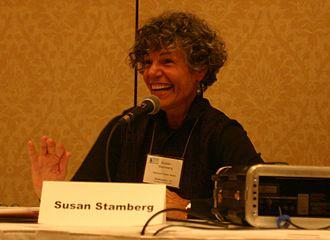 Susan Stamberg - Susan Stamberg at the Third Coast Audio Festival, October 21, 2005