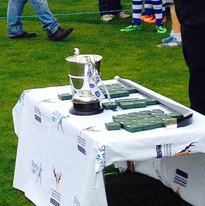 Sir William Sutherland Cup - The Sir William Sutherland Cup