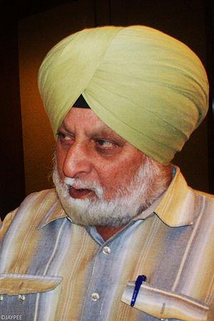 Sutinder Singh Noor - Image: Sutindersinghnoor