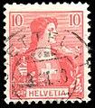Switzerland 1907 10c Zs104.jpg