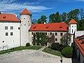 Szlak Orlich Gniazd 0130 - zamek w Pieskowej Skale.jpg