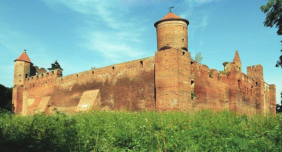 Szymbark, Warmian-Masurian Voivodeship