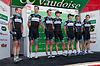 TDR2011 - 5th stage - Team Classification winners.jpg