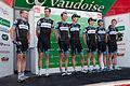 TDR2011 - 5th stage - Team Classification winners.jpg