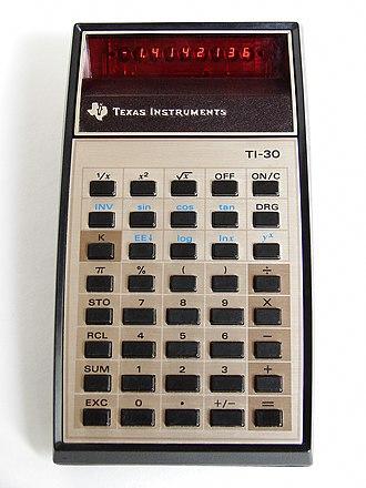 TI-30 - Image: TI 30 3682e 2