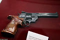 TOZ-49 sport revolver at Tula State Museum of Weapons.jpg