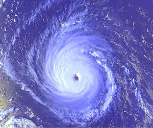 English: Hurricane Isaac