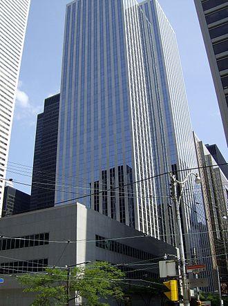 Exchange Tower - Image: TSX Exchangetower