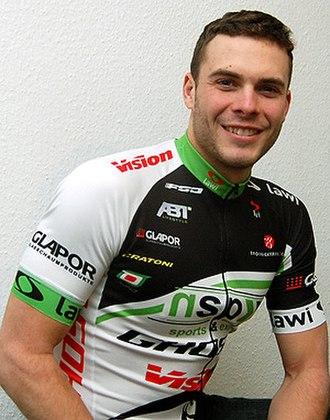 Tino Thömel - Image: TT wiki 2013