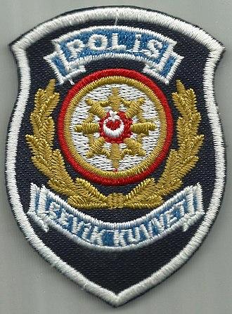 General Directorate of Security (Turkey) - Image: TURKEY Sevik Kuvvet