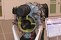 TV3-117VMA-SBM1V 4E serie engine at Engineering Technologies 2012.jpg