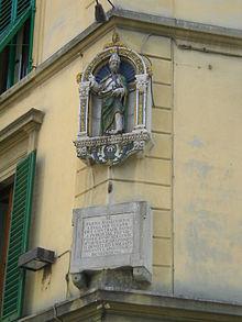 tabernacolo angolo Via dei Macci