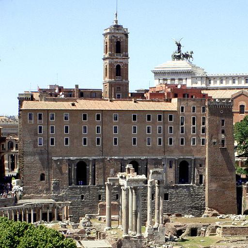 Tabulario Foro Romano