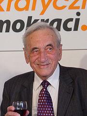 Premier Tadeusz Mazowiecki