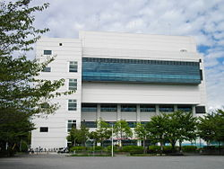 Taito Riverside Sports Center.JPG