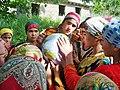 Tajik Youth Study the Globe (4866065116).jpg