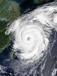 Typhoon Talim (2017) Western Pacific typhoon in 2017