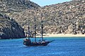 Tall Ship and Beach - panoramio.jpg