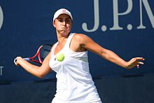 Tamira Paszek at the 2010 US Open 01.jpg