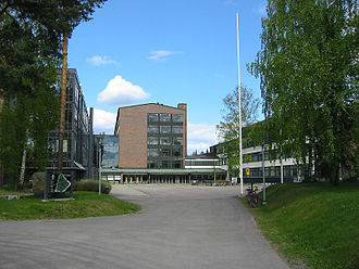 Tampere University of Applied Sciences - TAMK's main campus