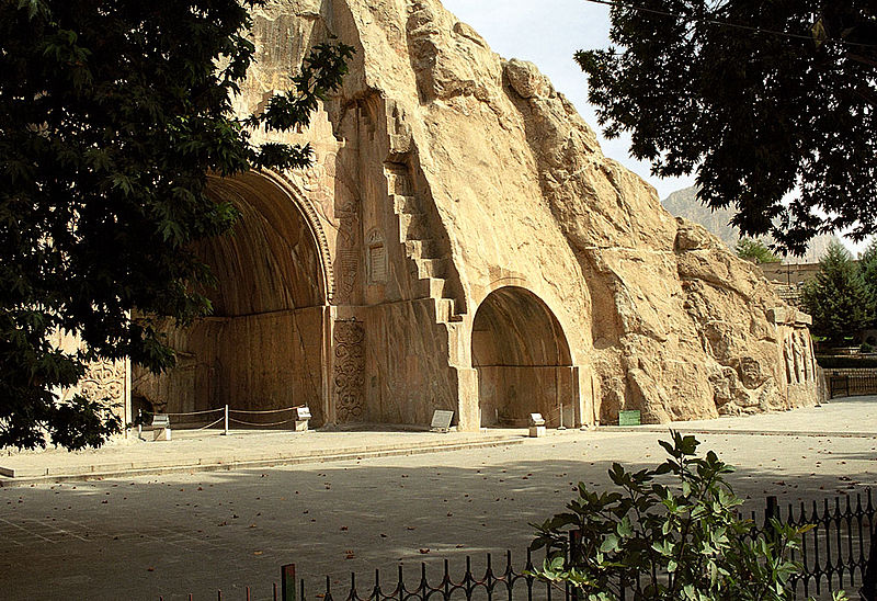 File:Taq-e Bostan - main view.jpg