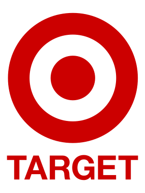 English: Logo of Target, US-based retail chain
