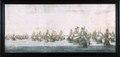 Tavla avbildande sjöslaget vid Femern 1644 - Skoklosters slott - 56551.tif