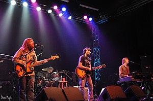 Tea Leaf Green - Tea Leaf Green performing at the Granada Theater  Dallas, Texas, March 11, 2010