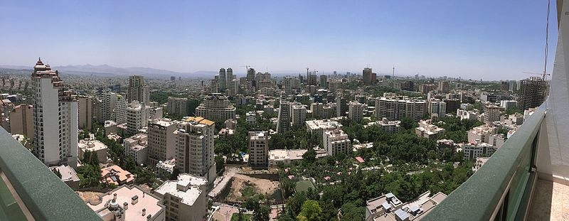 File:Tehran Panoramic View.jpg