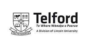 Telford (Lincoln University) - Image: Telford a division of lincoln university logo