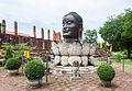 Templo Thammikarat, Ayutthaya, Tailandia, 2013-08-23, DD 01.jpg