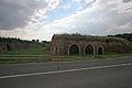 Terezín - Hlavní pevnost, úplné opevnění 11.JPG