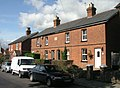 Terraced houses, Loxwood Road, Alford - geograph.org.uk - 243593.jpg