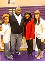 Terri Sewell with representatives of Enroll Alabama in 2014.jpg