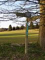 Test Way signpost above Middleton - geograph.org.uk - 147474.jpg