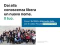 Testata per newsletter Wikimedia Italia 5x1000 2019.png