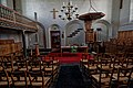 Texel - Den Hoorn - Protestant Church - View East from below the Organ III.jpg