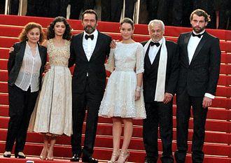 Thérèse Desqueyroux (2012 film) - Image: Thérèse Desqueyroux Cannes 2012
