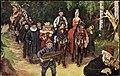 """Th. Kittelsen- """"Så fikk Askeladden prinsessen og det halve kongeriket"""" (12907227463).jpg"""