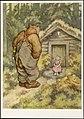 Th. Kittelsen- Er reveenken hjemme i kveld (7156809396).jpg