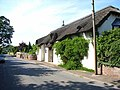 Thatched cottage at Brisco - geograph.org.uk - 206562.jpg