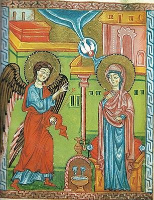 Annunciation - Wikiwand